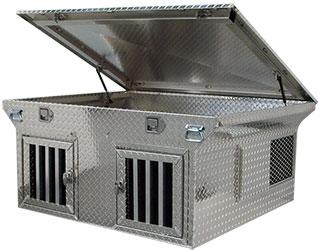 Y-Style Dog Box Open